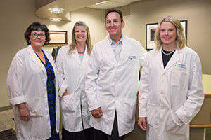brooke distefano, diane giusti, chris jackson, renee kirchner, denver spine surgeons, denver spine center, back pain denver, neck pain denver, complex spine problems denver, spine surgery denver, physician assistant denver